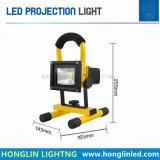 베스트셀러 LED 옥외 조경 10W 비용을 부과 투광램프