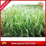 Het gouden Kunstmatige Gras van China van de Leverancier voor het Modelleren van Tuin