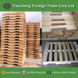 Máquina de entalhe de paletes de madeira com homologação CE