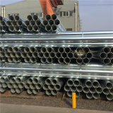 BS1387 550GSM Zink beschichtete galvanisierten Rohr-Tiefbaugebrauch