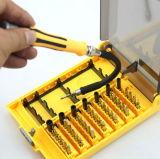 Mini conjunto múltiple del destornillador in-1 del kit de herramienta de la reparación del ordenador 45