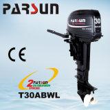 Motore esterno di inizio elettrico lungo dell'asta cilindrica di T30ABWL 30HP PARSUN