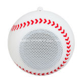 De draadloze MiniSpreker van het Golf van het Honkbal van het Basketbal van de Voetbal van de Spreker Bluetooth Mobiele Audio