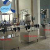 Linha de enchimento da estação de tratamento de água bebendo/água mineral e da água pura