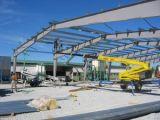 Pre-Engineered Estructura de acero de la luz de la construcción Edificio en venta