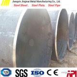 低炭素の円形ERWの溶接黒の炭素鋼の管
