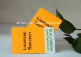 Горячая смарт-карта сбывания ISO7816 дешевая и карточка удостоверения личности
