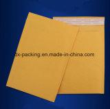 De bruine Bel Mailer van Mailer van de Bel van Kraftpapier