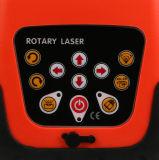 Leveler giratório vermelho do auto do nível do laser