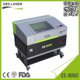 Máquina de corte a laser pequeno bosque, bambu, acrílico