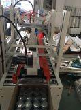 Macchina calda della casella di sigillamento della colla della fusione della scatola della macchina automatica di sigillamento