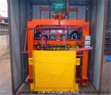 Qtj4-26 Semi Automatisch Hol het Bedekken Stevig Blok dat Machine maakt