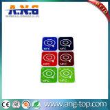 markeringen van de Markering 13.56MHz MIFARE DESFire 4kb 4K de Kleine NFC