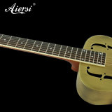 Гитара резонатора музыкальной аппаратуры колокола акустического размера латунная