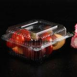 Contenitore impaccante di contenitore di plastica della scatola della bolla a gettare dell'alimento Frozen