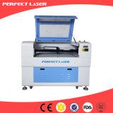 Nichtmetall CO2 Laser-Ausschnitt-Maschine