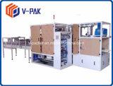 Caso Empacotador de máquinas de embalagem de papelão Pacote caso a máquina para o CAN