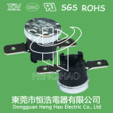Interruttore termico bimetallico per l'asciugatrice