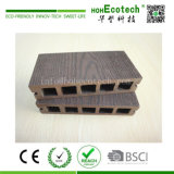 Le brossage /Embossing /Surface de ponçage Ecofriendly Outdoor WPC Composite Decking (145H30-B)