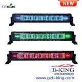 Nieuwe RGB 120W 84000lm 7D LEIDENE 21.50inch Lichte Staaf met e-TEKEN Certificaat & OEM Embleem
