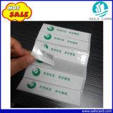 Aufkleber-Marke des Haustier-Papierpassiv-Lf/Hf/UHF RFID für Management