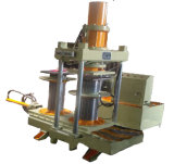 Quadratisches Papier-Trommel-untere Pressmaschine