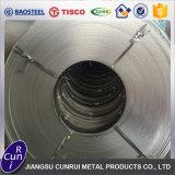 Tisco bobinas de acero inoxidable SS 304