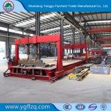 3 Fuhua 차축 알루미늄 합금 연료 또는 기름 또는 디젤 엔진 반 수송 유조선 트레일러