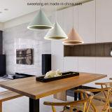 Lámpara pendiente de la lámpara del LED en aluminio