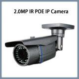 macchina fotografica esterna del IP del CCTV di IR del richiamo del IP WDR Poe di 2.0MP HD