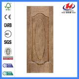 Cottage de placage de chêne Porte intérieure pour les portes en bois de placage