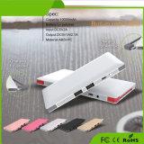 Construido en el Rayo y cable de carga micro USB 10000mAh batería externa portátil ultracompacto