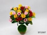 Singolo gambo fiore artificiale/di plastica/di seta del Rosebud (XF32007)