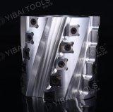 Schraubenartige Scherblock-Aluminium Karosserie für die Holz-Planierung (Feuergebühren)