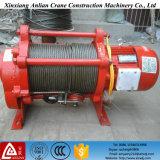 Kcdワイヤーロープの電気ウィンチか電気起重機750-1500kg 220V/380V