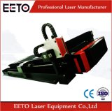 3mm tube en aluminium cnc machine laser à fibre pour tuyau de coupe de feuille