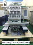 WilcomのソフトウェアWy1501CSが付いているWonyoの刺繍機械単一ヘッド