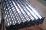 Metallo ondulato galvanizzato strato d'acciaio della lamiera di acciaio del tetto