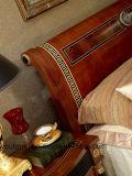 [سبنيش] كلاسيكيّة ملكيّة رف سرير غرفة تجميع