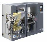 Compresseur d'air rotatoire exempt d'huile de Copco d'atlas (ZT55VSD)