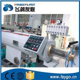 Tubulação automática de alta velocidade do PVC que faz a máquina