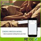 10W Br30 E26 E27 B22 Control de WiFi de la luz de altavoz de la lámpara de LED inteligente de trabajar con Tuya APP/Amazon Alexa/Google Home