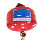 Colgando de Gas extintor automático de precios de equipos contra incendios