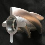 5 Mittellinie CNC-Aluminium-maschinell bearbeitenteile