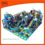 高品質の子供の商業屋内運動場、子供のプラスチック屋内運動場装置の価格