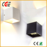 Mur de LED 6 W moderne de la lumière avec certificat CE Outdoor Lampes Lampes murales LED
