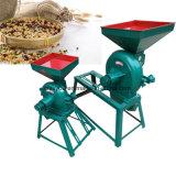 O material seco milho alimentício moedor triturador de grãos de trigo a máquina