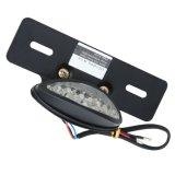 Sinal LED Universal Traseira da Placa de número de licença do Freio de parar a luz da lâmpada moto ATV Quad Chooper Buggy