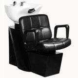 꽃 디자인 머리 판매를 위한 세척 의자 샴푸 단위