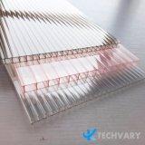 100% Bayer material virgem 4/6/8/10/12 mm Folha oca de policarbonato